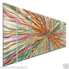 Metal Wall Art Sculpture by Ash Carl Modern Home Decor Contemporary Painting
