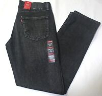 Men Authentic Levi's 511 Skinny Slim Fit Faded Charcoal Jeans # 45112724