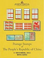 People's Republic of China - Two John Bull Auction Catalogs