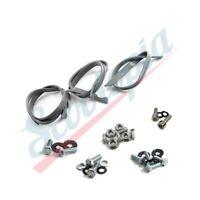 TSR Lambretta Series 3 Stainless Steel Rebuild Nut and Bolt Kit