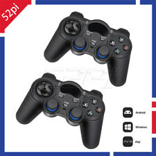 2PCS Wireless Gamepad Android Controller Joystick For Raspberry Pi PC TV Phone
