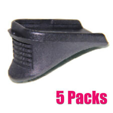 Safety Solutioin Magazine Grip Extension Fits GLOCK 26/27/33/39 (Glock 5 Packs)
