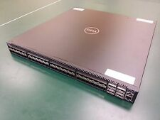 "Dell S4810P-AC-R 48x 10GbE SFP+ 4x 40GbE Switch 1x PSU ""Reverse"" - Force10 10Gb"