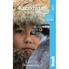 Kazakhstan (Bradt Travel Guides) - Paperback NEW Brummell, Paul 01/09/2018