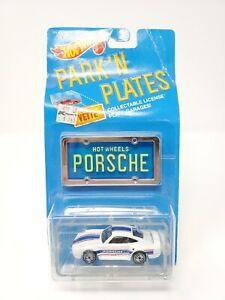 VINTAGE 1988 Hot Wheels Porsche 959 Park 'N Plates NEW 1/64 Diecast