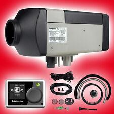 Webasto airtop 2000 stc 12v gasolina aire calefacción + einbaukit + reloj multicontrol HD