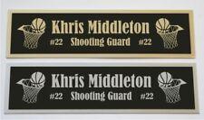 Khris Middleton nameplate for signed basketball photo jersey or case