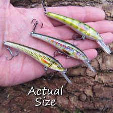 NANOTECH 1.2/'/' DROP SHOT micro fishing lures FISHIN ADDICT UK 13 colours to pick