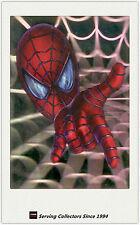 2002 Topps Spiderman Trading Card Hologram H5