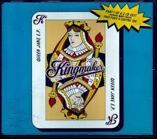 KINGMAKER Queen Jane RARE DOUBLE CD SET