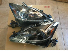 NEW PAIR LEXUS IS350/250 ISF COMPLETE UPGRADE HID XENON LED HEADLIGHT LEFT RIGHT