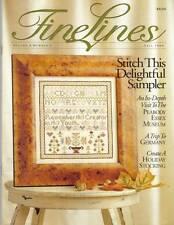 FineLines Magazine Fall 1999 Vol 4 No 2