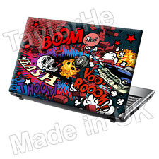 "15.6"" TaylorHe Laptop Vinyl Skin Sticker Decal Protection Cover 353"