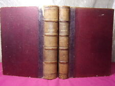 Le Maistre de Sacy LA BIBLE traduction de la Vulgate (ancien testament) Gravures