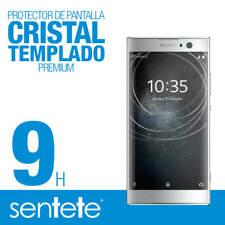 Sentete® Sony Xperia XA2 Protector de Pantalla de Cristal Templado PREMIUM