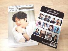 DOKEBI GOBLIN KOREA DRAMA GONG YOO GONGYOO COLLECTION CALENDAR + PHOTO CALENDAR