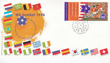 Netherlands 1994 World Cup United States FDC Unadressed VGC