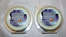 Bath & Body Works White Gardenia Fragrance Wax Melts X 2