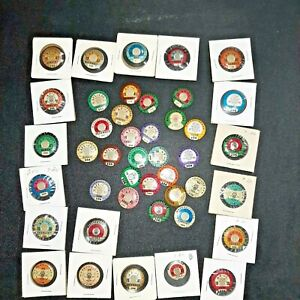 Teamsters 206 pins choose one or more (local 206 is Portland Oregon )