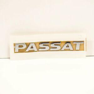 Volkswagen Passat B8 Rear Tailgate Boot Lid Emblem 561853687B2ZZ NEW GENUINE