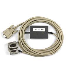 Rs232-TTY-cable para SIMATIC s5 como 6es5734-1bd20
