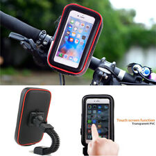 360° Universal Waterproof Phone Case Bicycle Motorcycle Phone Holder Bike Mount