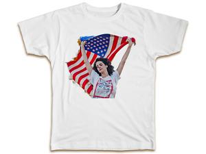 Lana Del Ray American Flag T-Shirt - Cool Designer Men Women Top Gift Birthday