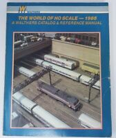WALTHERS The World of HO Scale 1985 Catalog