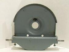 """DELTA ROCKWELL 12"""" Disk 6"""" Belt Sander, Cast Iron Disk Guard #416-02-054-2006"""