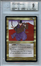 MTG Legends Tetsuo Umezawa BGS 9.0 (9) Mint Magic the Gathering card 9836