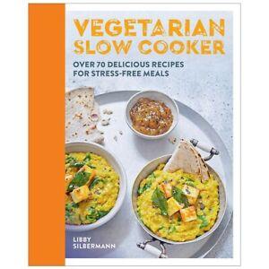 Vegetarian Slow Cooker (Paperback), Books, Brand New