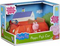 PEPPA PIG FAMILY CAR KIDS TOY