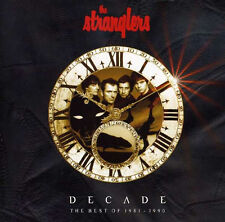 Stranglers-Decade: the Best of 1981 - 1990-CD-Nouveau/OVP