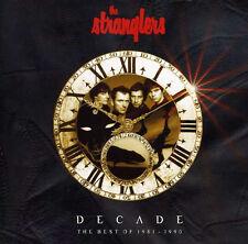 STRANGLERS - Decade: The Best Of 1981 - 1990 - CD - NEU/OVP