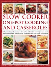 Slow Cooker and One-Pot Cooking and Casseroles,Jenni Fleetwood,Catherine Atkins
