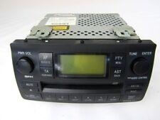 86120-02380 AUTORADIO TOYOTA COROLLA SW 2.0 85KW D 5P 5M (2006) RICAMBIO USATO (