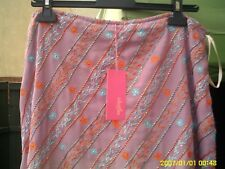 WHISTLES SIZE 14 WOMENS SEQUINED SKIRT NWT
