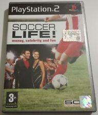 SOCCER LIFE! GIOCO PS2 ITALIANO PLAYSTATION 2 SPED GRATIS SU + ACQUISTI