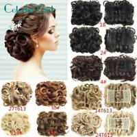 Accessories Hair Bun Chignon Synthetic Hair Hair Ponytail Extensions-