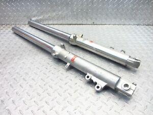 2000 98-06 Suzuki Katana 750 GSX750F Left Right Fork Leg Tube Suspension Bent