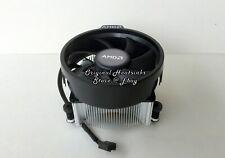 Ryzen 2600X-3600X Cooling Fan Heatsink Socket AM4 Original AMD with Thermal New