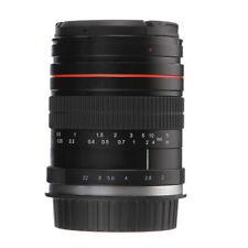 NEW Manual Fixed-focus Wide-angle Full-frame 35mm F2.0 Lens Fr Nikon F DSLR
