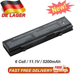 Akku für Dell Latitude E5400 E5500 E5410 E5510 KM742 X644H WU843 PW651 KM769 Neu