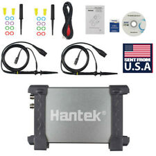 Digital Hantek 6022be Storage 2ch Fft Pc Based Oscilloscope Usb 48msas 20mhz Us