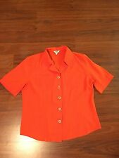 Orange Shirt (size 12)