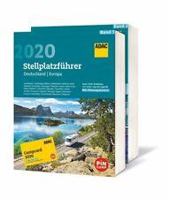 ADAC Stellplatzführer 2020 (Portofrei)