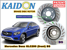 "Mercedes Benz GLC200 disc rotor KAIDON (front) type ""BS"" spec"