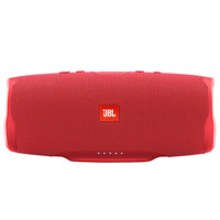 JBL Charge 4 Portable Bluetooth Waterproof Speaker (Red)