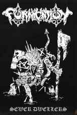 Fornication - Sewer Dwellers (Can), Tape