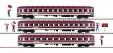 Märklin 43947 Personenwagen-Set Fan-Zug, drei Abteilwagen 2x Bm, 1x Am